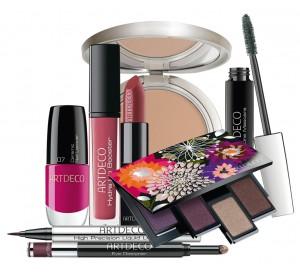 Maquillage du look automne/hiver 2012 de la marque artdeco