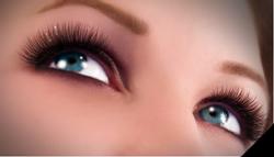 La beauté du regard