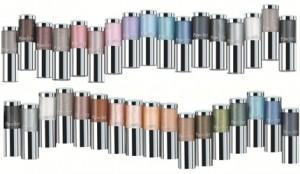 Différentes couleurs de Eye Designer