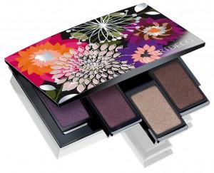 """Beauty Box et fards à paupières du look Automne/Hiver 2012 """"Mystic Garden"""""""