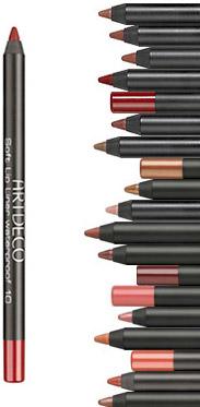 Crayons à lèvres waterproof
