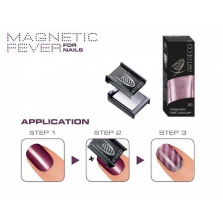 Explication vernis magnétique