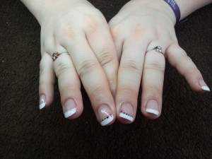 Renfort d'ongles naturels