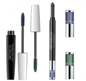 All In One mascara n°04 et n°11, Eye Designer n°57 et n°70