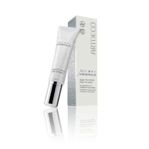 Age Control Eye Cream : crème contour des yeux corectrice et renforçatrice anti-âge, avec un effet lissant; Pour tout type de peau