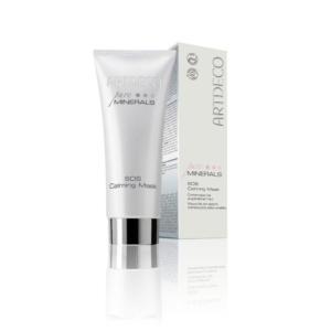 SOS Calming Mask : Masque crème apaisant pour les peaux sensibles et irritées