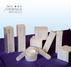 Gamme pure minerals de Artdeco