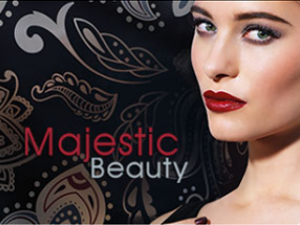 "Look maquillage Automne/Hiver 2014 ""Majestic Beauty"""